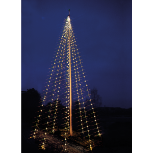 Łańcuch Led FLAGPOLE-TREE 488-30