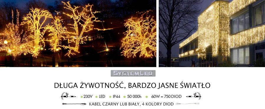 System Led 230v