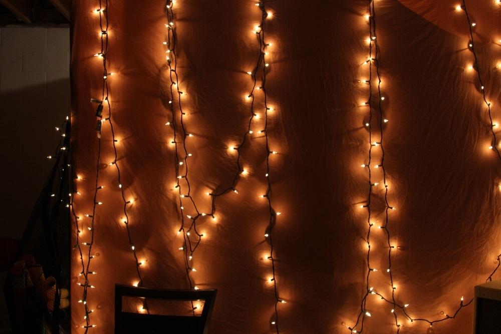 Czym Przykleić Lampki Choinkowe Do ściany Amled