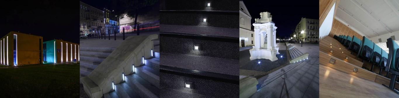 Ledix Oświetlenie Schodowe Led